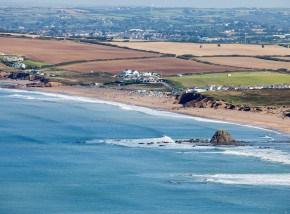 Places to visit in Cornwall - Bude