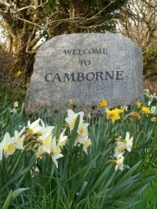 Towns in Cornwall - Camborne