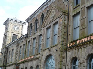 Camborne is one of the most famous industrial towns in Cornwall