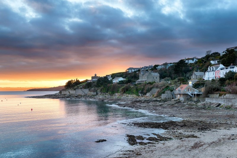 Places to visit in Cornwall - St Mawes