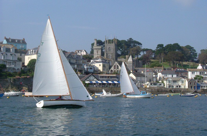 Fowey in Cornwall is a great place for days out in Cornwall