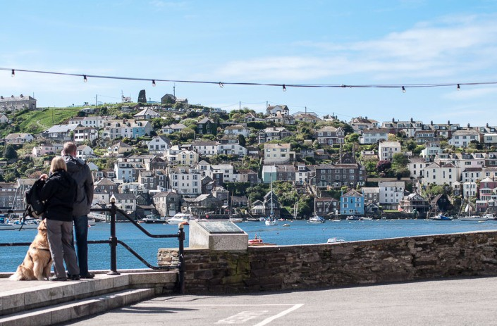 Fowey - a beautiful village to visit in Cornwall