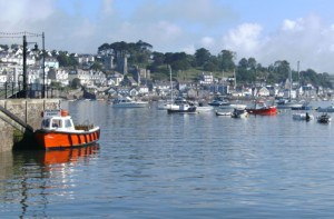 Fowey, a beautiful village to visit in Cornwall