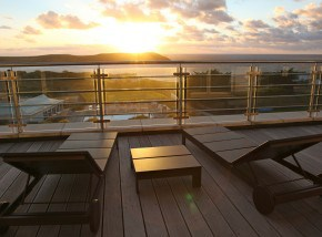 St Moritz Hotel, a beautiful hotel by the sea in Cornwall