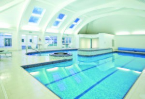 St Moritz, a luxury hotel in Cornwall