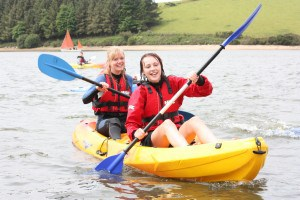 Siblyback lake is great for days out in Cornwall with plenty of activities to try.
