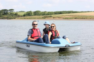 Enjoy great days out in Cornwall exploring Tamar Lake with plenty of activities to try for all the family.