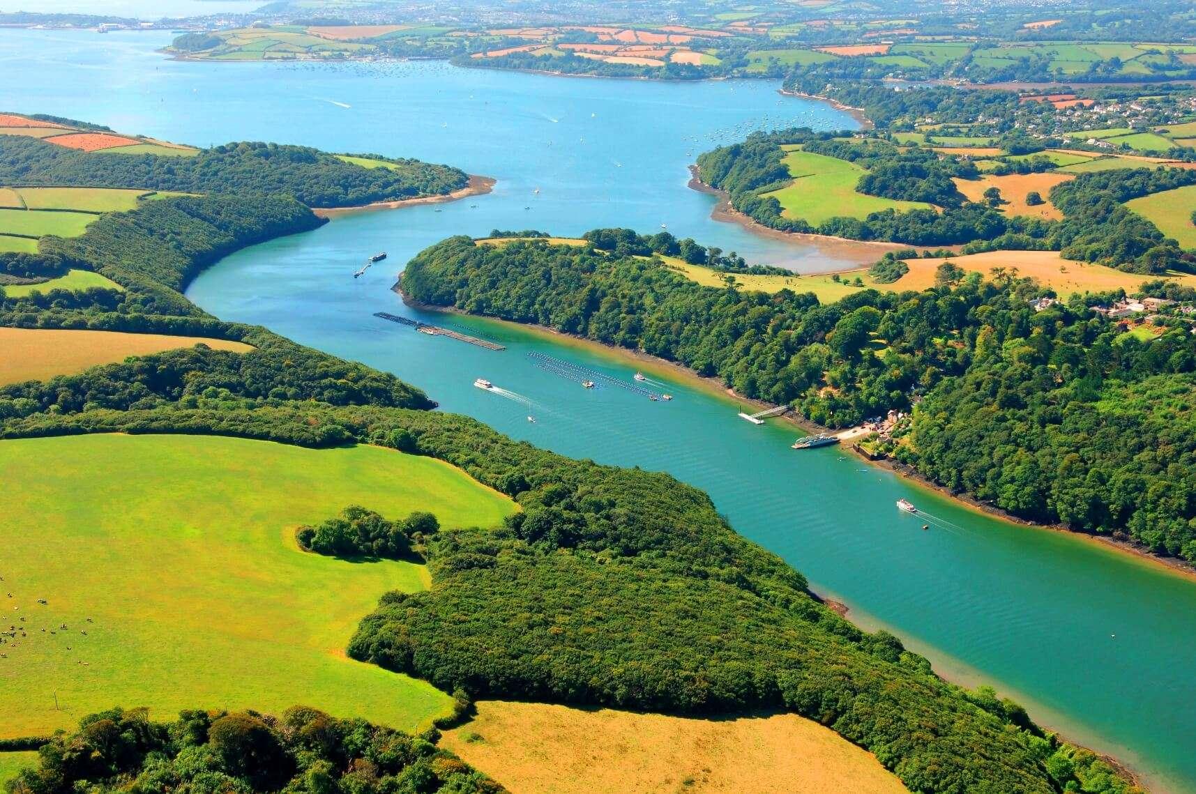 187 River Fal Aerial