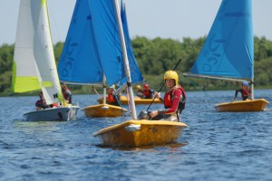 There are plenty of things to do in Cornwall - visit Stithians Lake nr Redruth for great water sport activities.