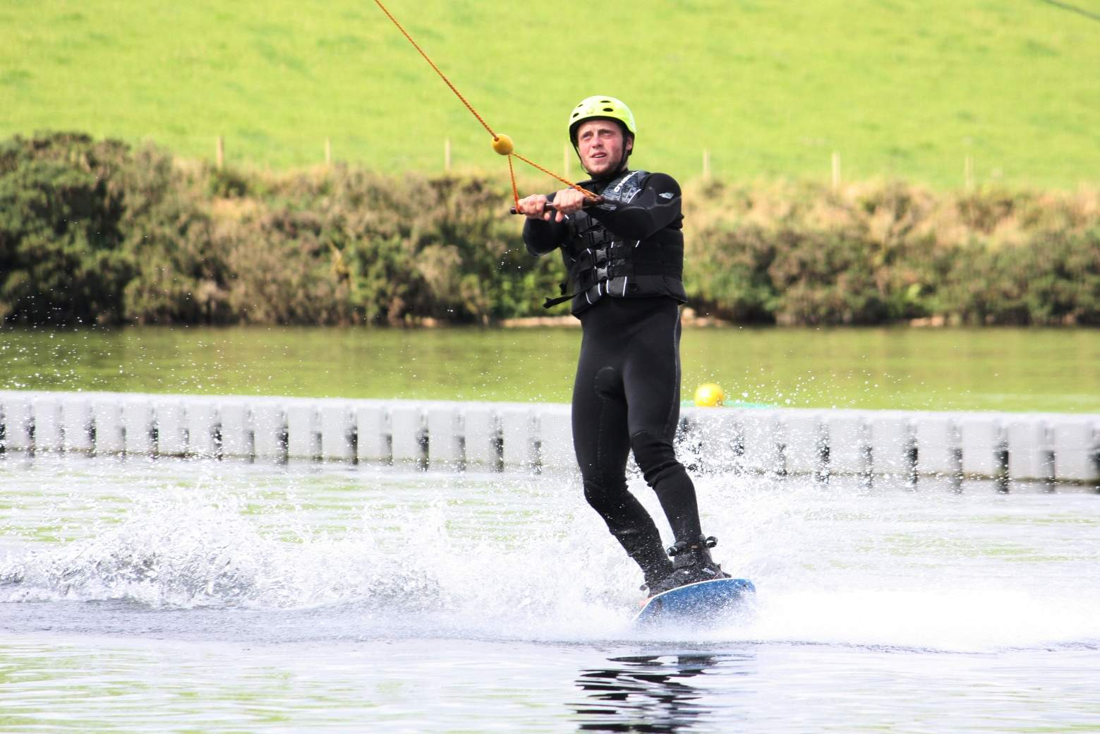 A fantastic selection of water sport activities to try at Siblyback Lake.