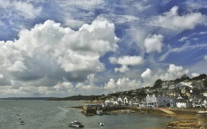 St Mawes a beautiful place to visit in Cornwall