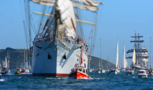 Tall Ships Regatta in Falmouth - a fantastic day out in Cornwall