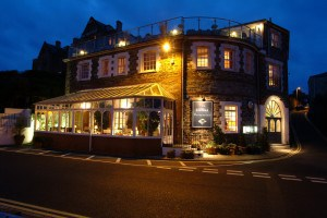 The Seafood Restaurant is one of the best places to eat in Cornwall.