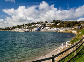 Towns in Cornwall - St Mawes