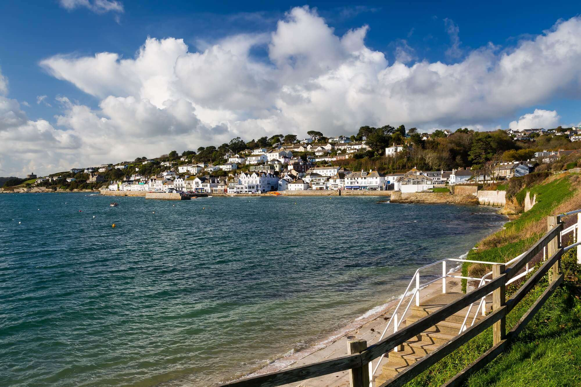 187 The Seafront At St Mawes1