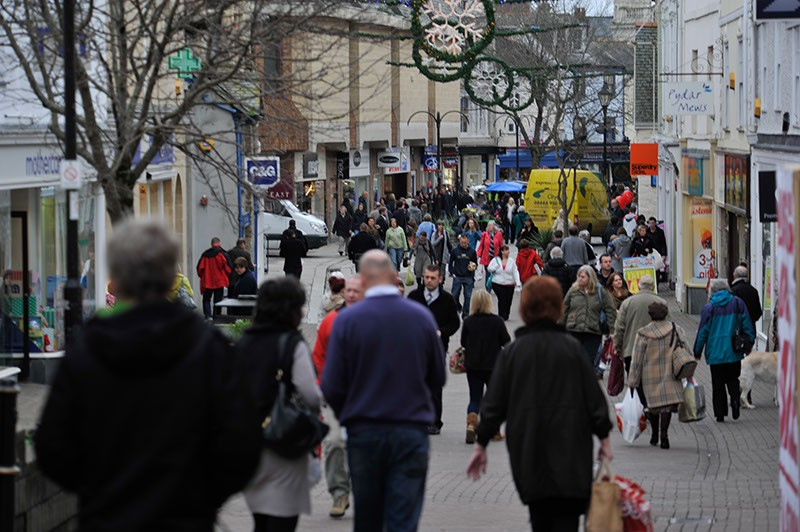 The retail hub of Cornwall - there are plenty of shops, restaurants and markets to explore in Truro.