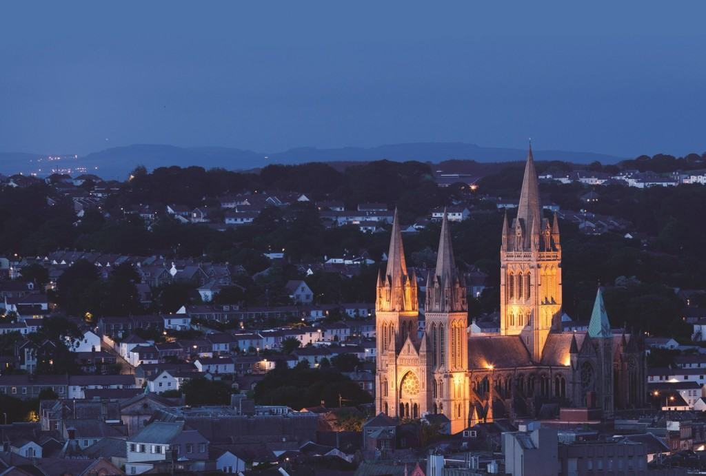 Truro is Cornwall's only city and a great place to visit with plenty of things to do for all the family.
