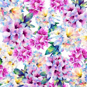 Cornish artwork - rhododendron
