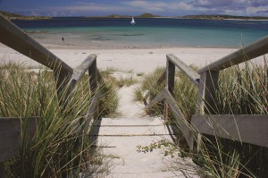 Places to visit in Cornwall - Tresco