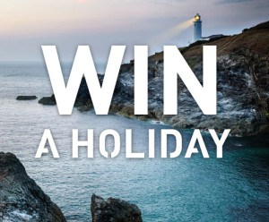 Win a holiday with We are Cornwall