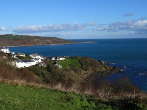 Coverack, a beautiful place to visit in Cornwall.