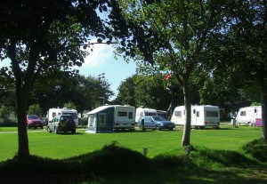 Hendra Holiday Park near Newquay, great for both camping and caravanning holidays.