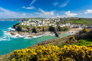Places in Cornwall - Port Isaac