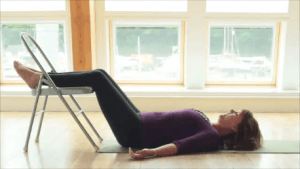 Yoga for lower backs in Cornwall