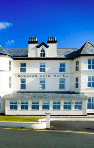 Hotels in Cornwall - Mullion Cove Hotel