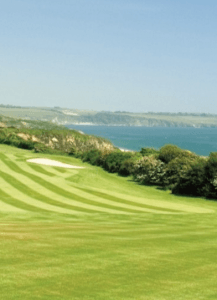 Golf courses in Cornwall - Carlyon Bay