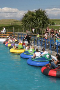 family day out in Cornwall - Holywell Bay Fun PArk