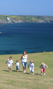 Places to stay in Cornwall - Sea Acres Holiday Park