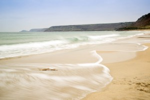 Surfing beaches in Cornwall - Sennen Cove