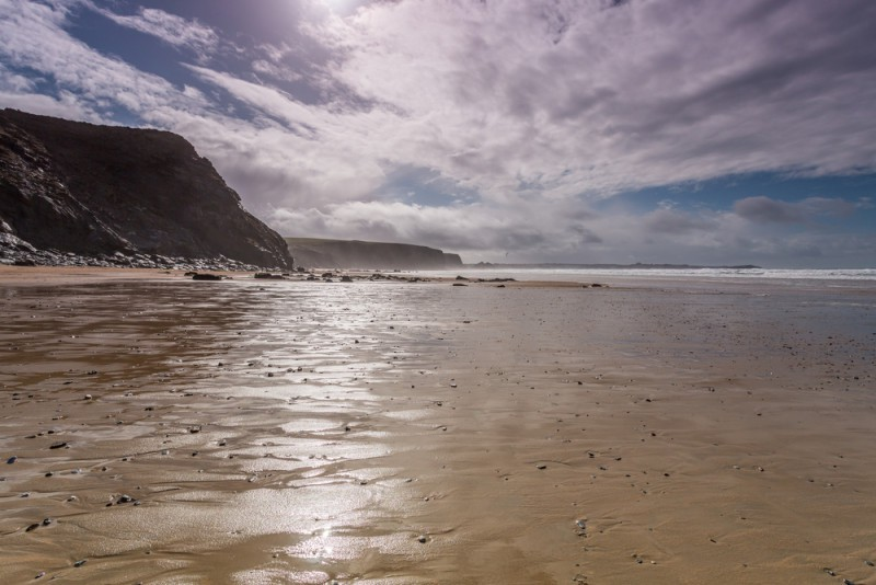 Beaches in Cornwall - Watergate Bay