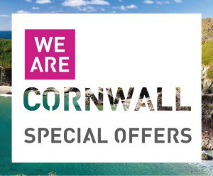 We are Cornwall, special offers
