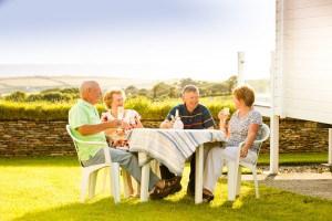 Campsites in Cornwall - Wooda Farm