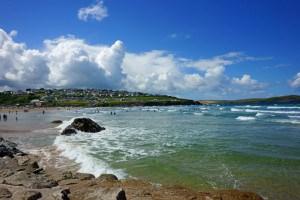 Beaches in Cornwall - Polzeath Surf