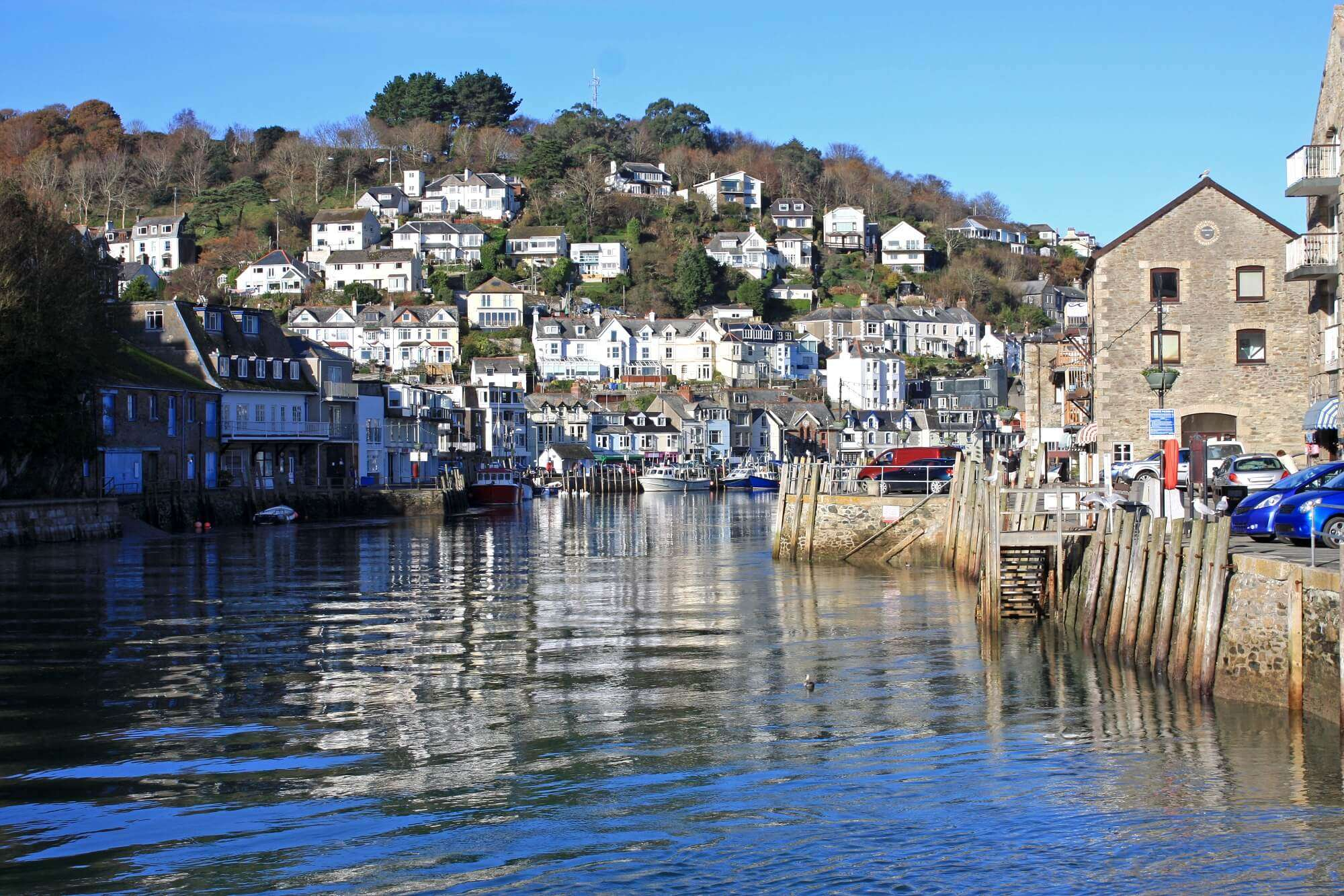 Places to visit in Cornwall - Looe