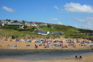 Looking for the best beaches in Cornwall? Mawgan Porth is a must see when you visit Cornwall