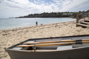 St Mary's on the Isles of Scilly is a great place to explore when visiting Cornwall - with beautiful beaches and walks.