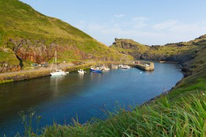 Places to see in Cornwall - Bostcastle Harbour