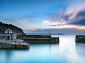 Places to see in Cornwall - Charlestown Harbour