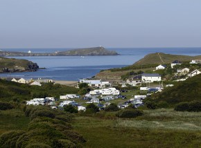 Places to stay in Cornwall - Porth Beach Holiday Park