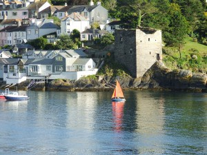 Self catering Cornwall - Polruan cottages