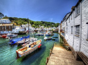 Villages in COrnwall - Polperro