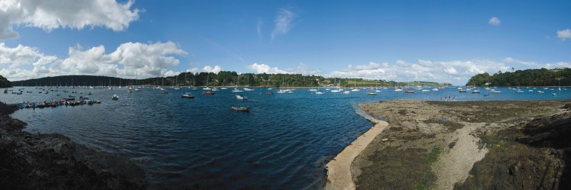 Places to visit in Cornwall - Helford River