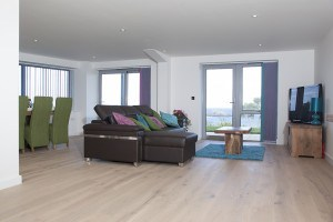Self catering accommodation - Crantock Bay