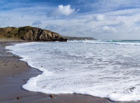 Beaches in Cornwall - Kennack Sands
