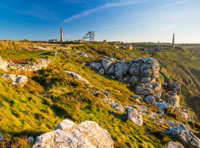 Wheal Owles Mine in Cornwall - a fantastic place to visit in Cornwall