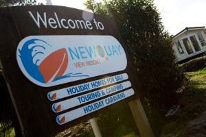 Campsites in Cornwall - Newquay View Resort